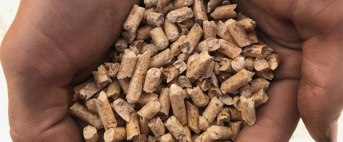 Spruce Pointe Softwood Pellets