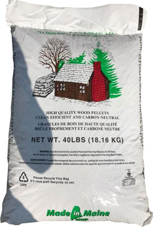 Hardwood mix pellets
